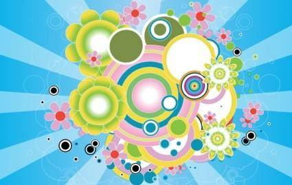 COLORFUL DESIGN VECTOR GRAPHIC