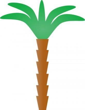 Plam Tree clip art