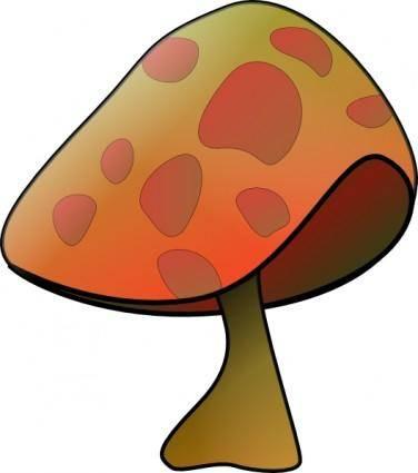 Mushroom clip art