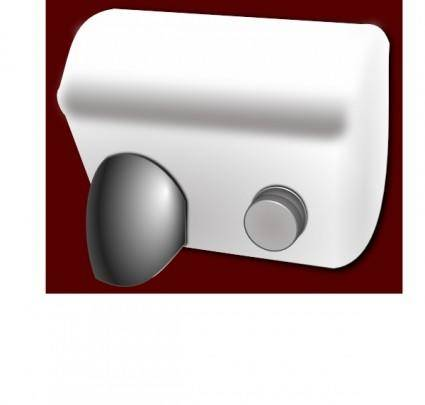free vector Hand Dryer clip art