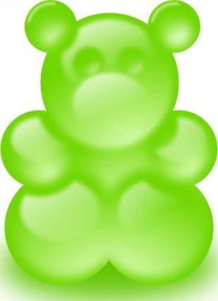 Gummy Bear Sort Of clip art