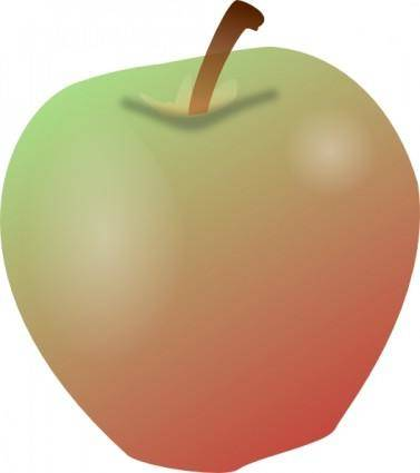 Another Apple clip art