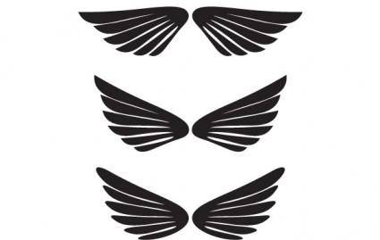 free vector Dccanim_wings2