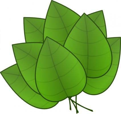 free vector Leaves clip art