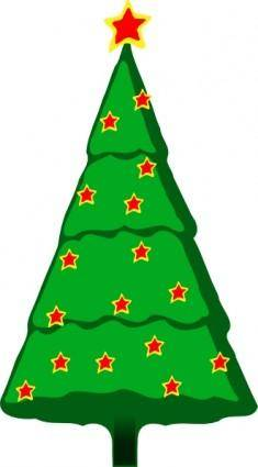 Christmas Tree clip art 115638