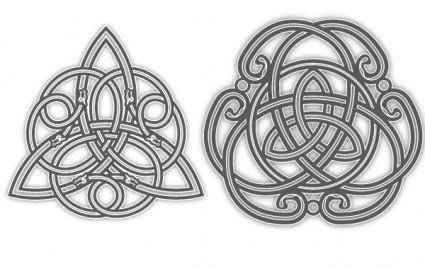free vector Celtic Tattoo Designs
