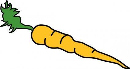 free vector Carrot clip art