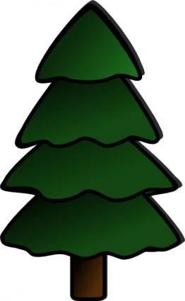 Harmonic Tree clip art