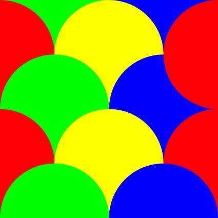 free vector Circles 4 Pattern clip art