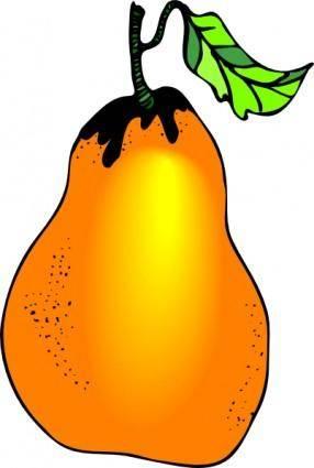 Pear clip art