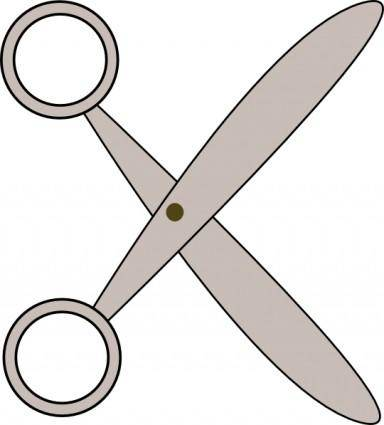 Scissors clip art