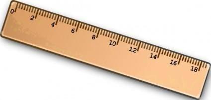 Ruler clip art
