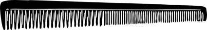 Comb clip art