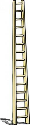 Tall Ladder clip art