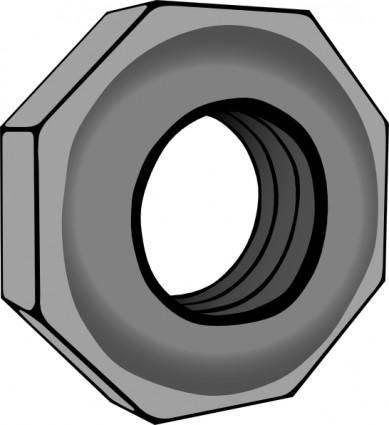 Hex Nut clip art
