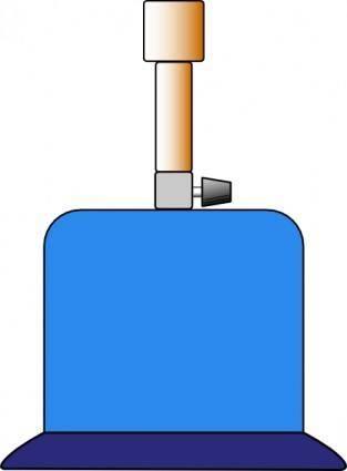 free vector Butane Burner clip art