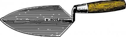 free vector Gardening Trowel clip art