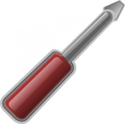 Screwdriver clip art