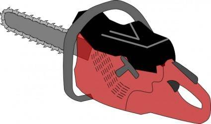 Chainsaw Gas clip art