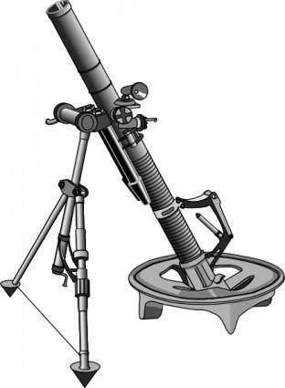 Mortar clip art