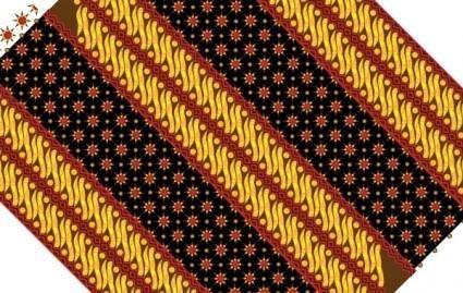 free vector Batik