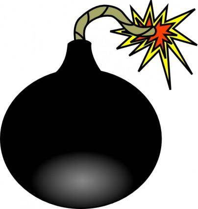 Bomb clip art