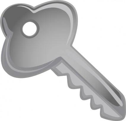 free vector Key clip art