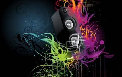 free vector Music vectors