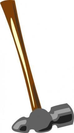 Blacksmith Hammer clip art
