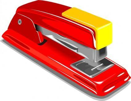 Stapler clip art