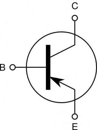 Pnp Transistor clip art