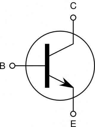 Npn Transistor clip art