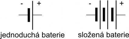 Batteries Symbol clip art