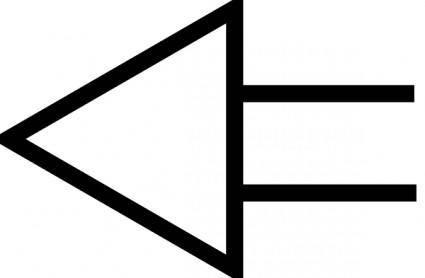 free vector Electronic Siren clip art