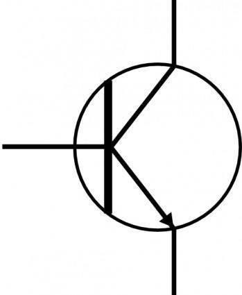 Transistor clip art