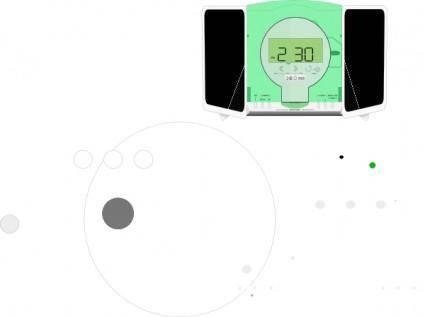Cd Player clip art 116251