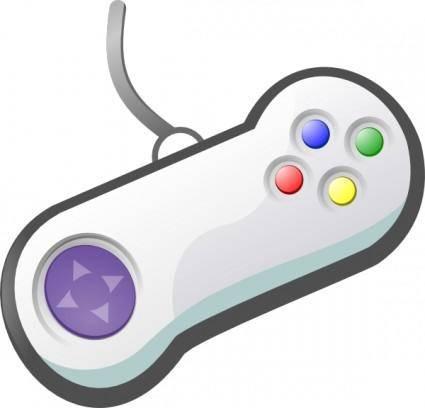 Gamepad clip art