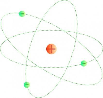 free vector Atom clip art