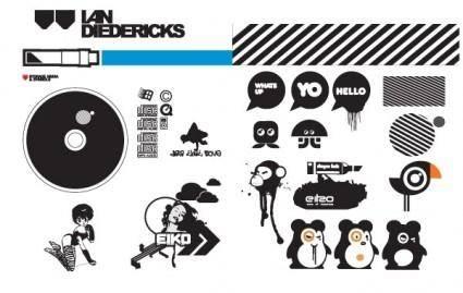 Free Eiko Pack