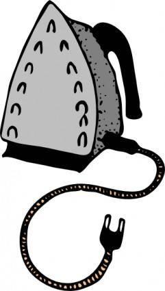 Iron clip art