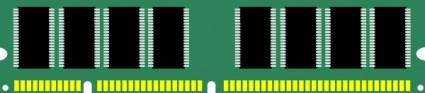 free vector Ram Computer Memory clip art