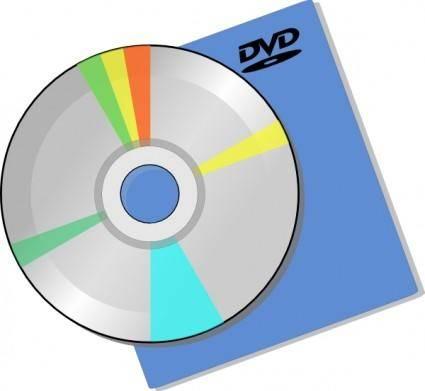 Dvd Disc clip art