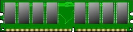 Memory Ram clip art