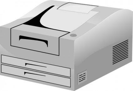 Hp Laser Printer clip art