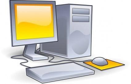 Aj Computer clip art