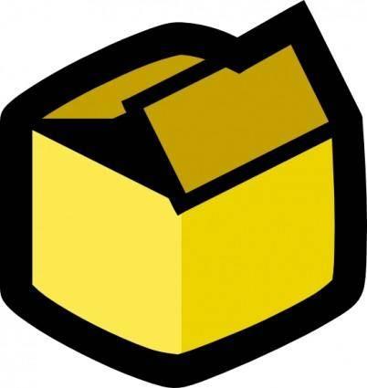 Jcartier Box clip art