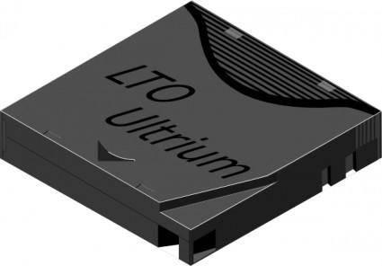 free vector Lto Ultrium clip art