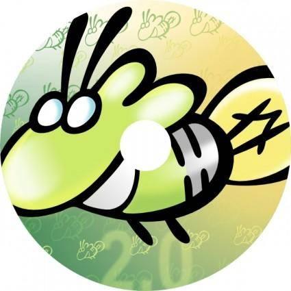Tuquito Gnu Linux Cd clip art