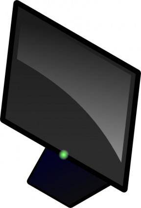 free vector Computer Screen clip art