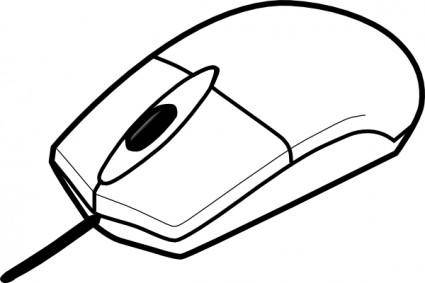 Aritztg Mouse clip art